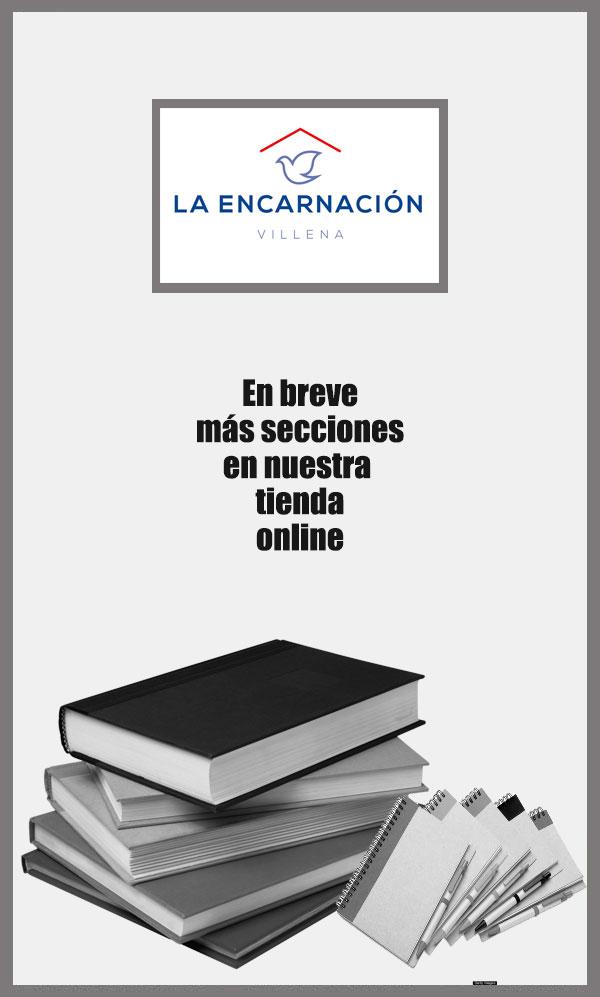 web del colegio La Encarnación - Villena